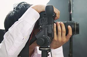 カメラマンのイメージ