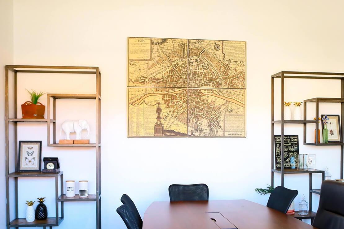 meeting roomの写真
